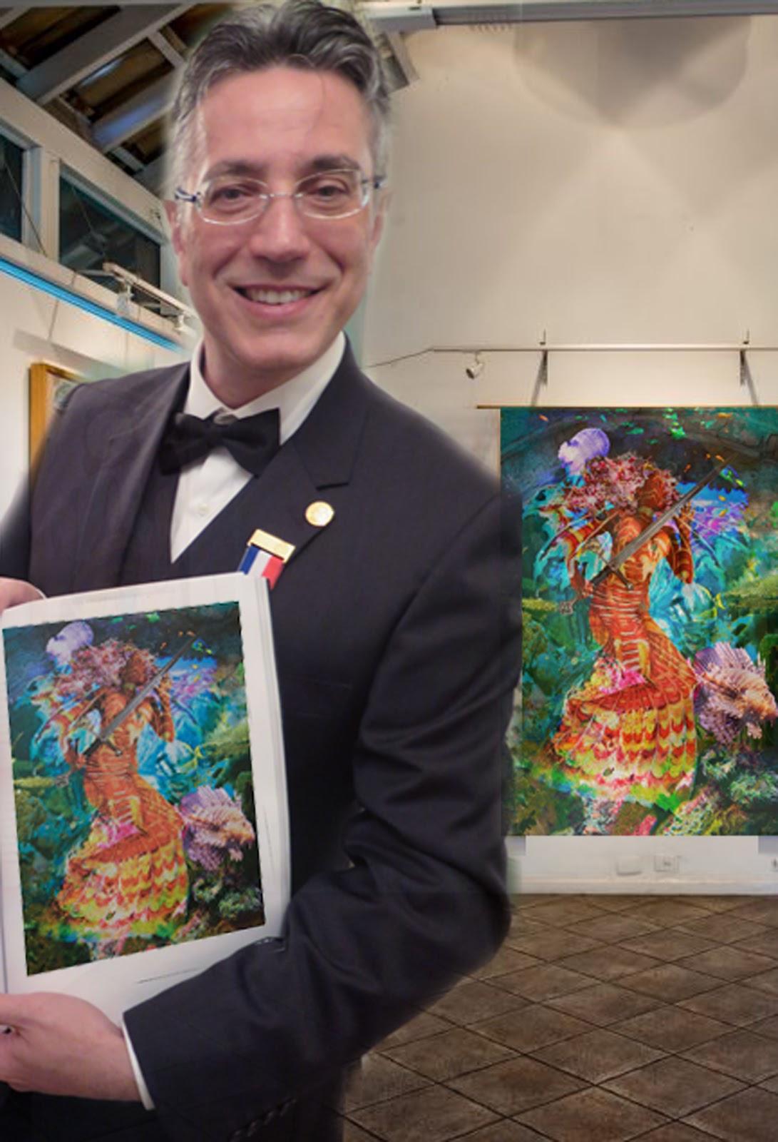 Henrique Vieira Filho - Psicanalista e Artista Visual