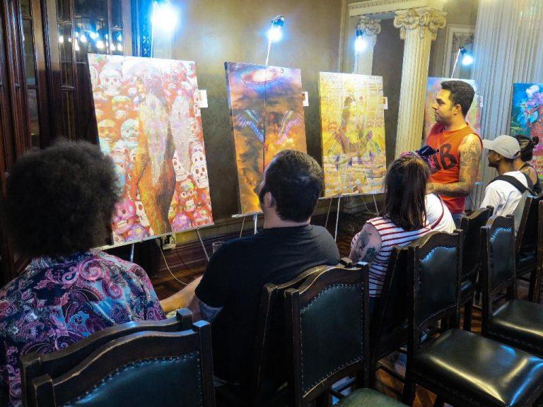 Van Gogh e a Arteterapia